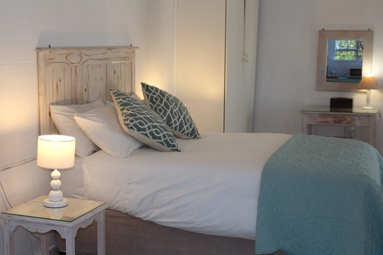 double guesthouse B&B accommodation in Knysna
