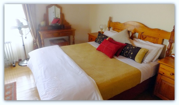Knysna Accommodation - 4 sleeper room