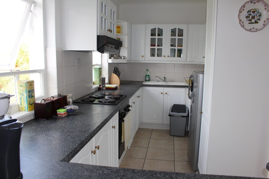 Kitchen Knysna Self Catering Accommodation