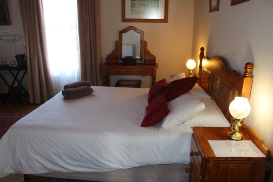 4 sleeper Room Knysna B&B and Guesthouse accommodation