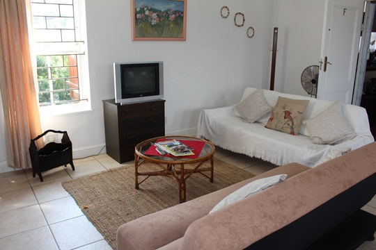 Lounge, Knysna Self Catering Accommodation