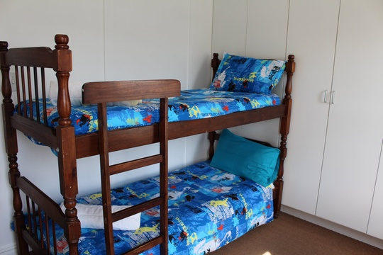 Children's room Knysna Self Catering Accommodation