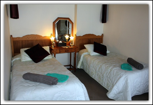 Knysna Manor House Guesthouse Accommodation - Twin room