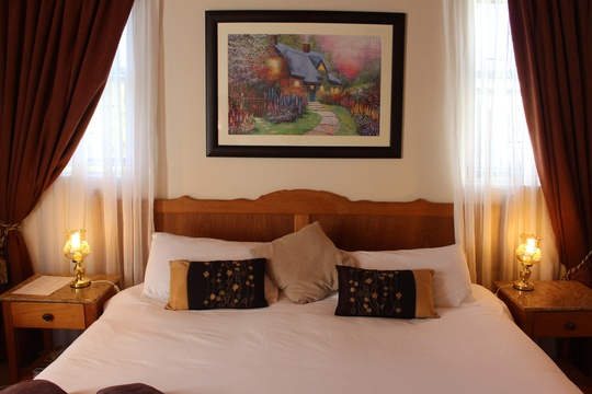 Knysna Accommodation - Double Room