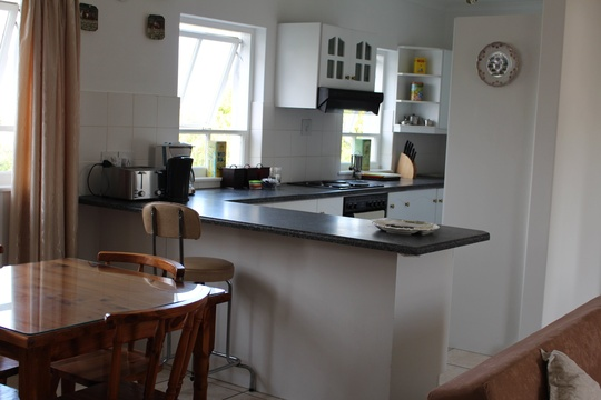 Kitchen, Knysna Self Catering Accommodation